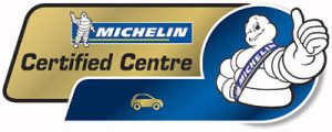 Michelin Certified Dealer logo